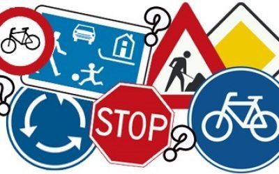 verkeersborden theorie logo